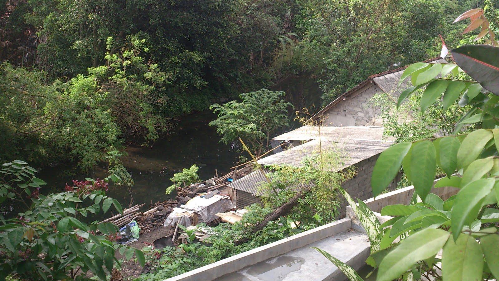 Permumahan di Sungai Klanduhan