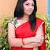 actress  kamalini hq wallpaper-2011- with red color saree