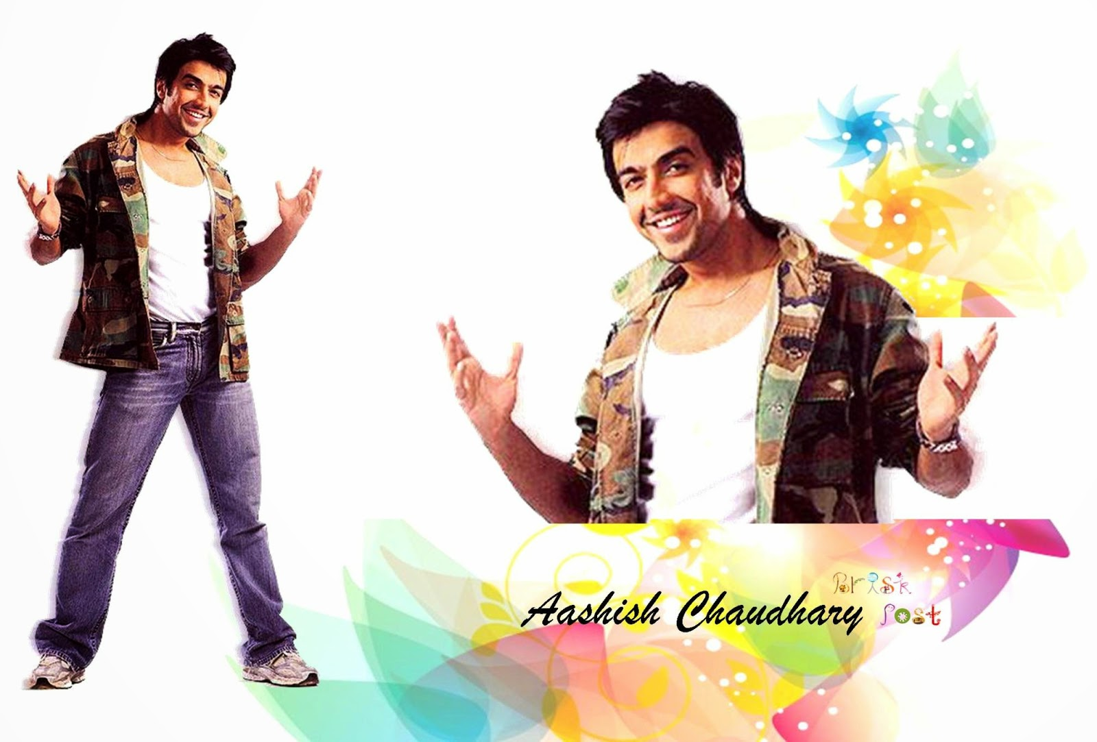 Aashish Chaudhary Wallpaper