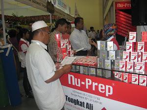 Tongkat Ali Nu-Prep 100, MAHA 2010 ' AMATI & MINATI' - 'SOLAT, KAKI & BELAKANG BADAN TAK SAKIT'