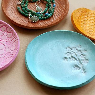 Clay jewelry dish product main