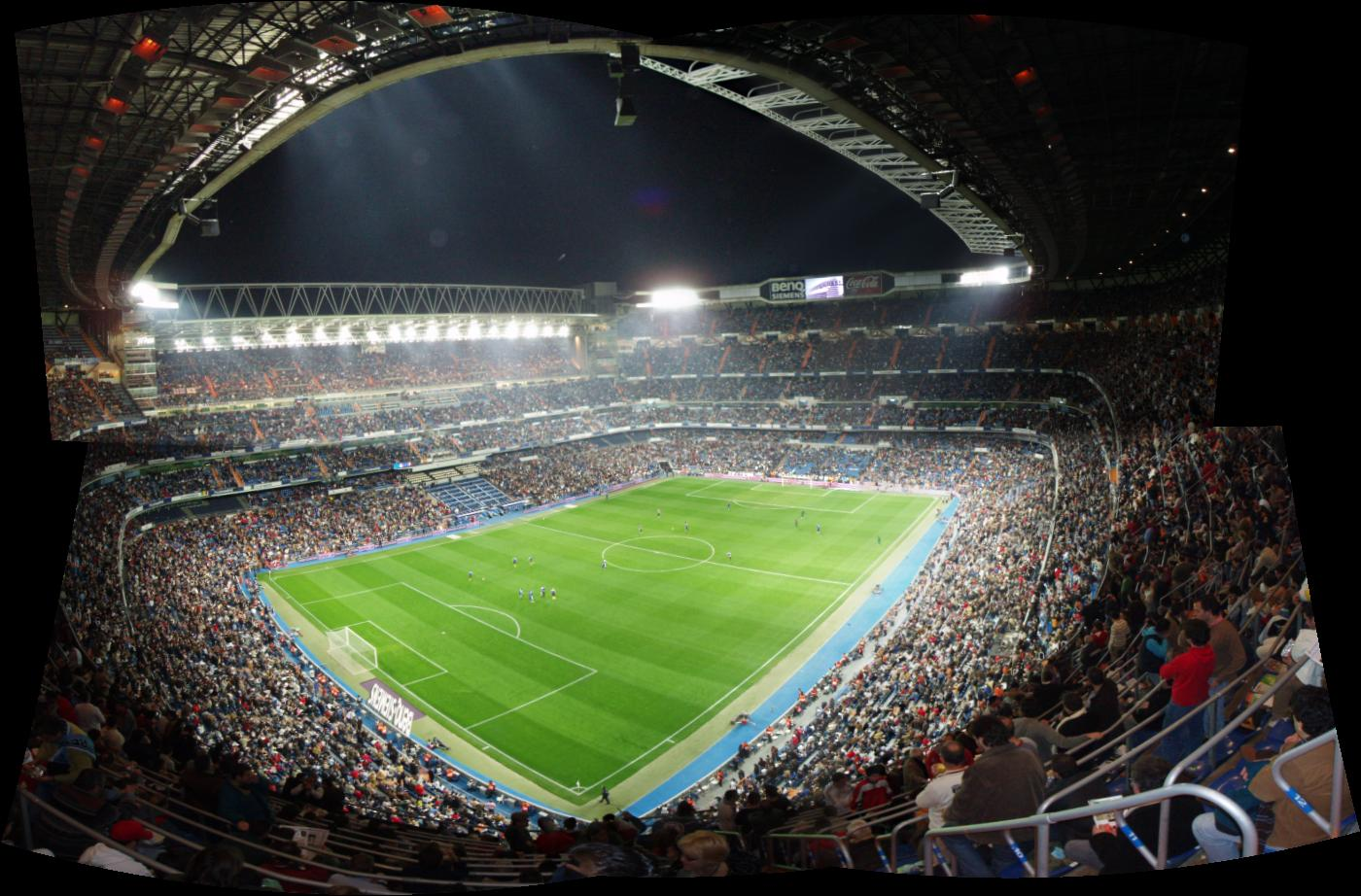 988 54 100 match thread real madrid vs schalke 04 for Puerta 4 santiago bernabeu