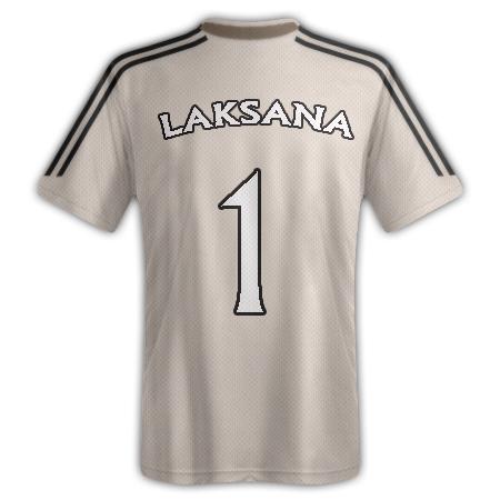 Desain Kaos Futsal dan Sepakbola Cokelat Custom
