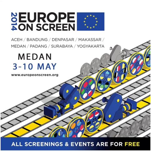 Europe on Screen 2014 di Medan