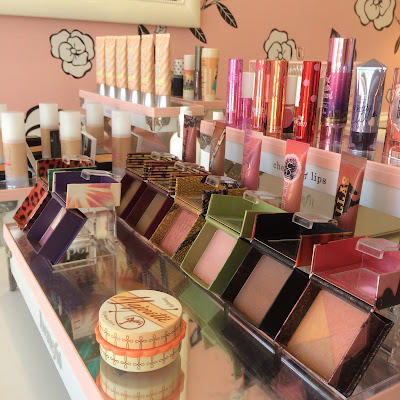 benefit boutique toronto