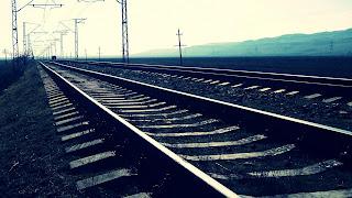 Nice Railroad Long Road HD Wallpaper