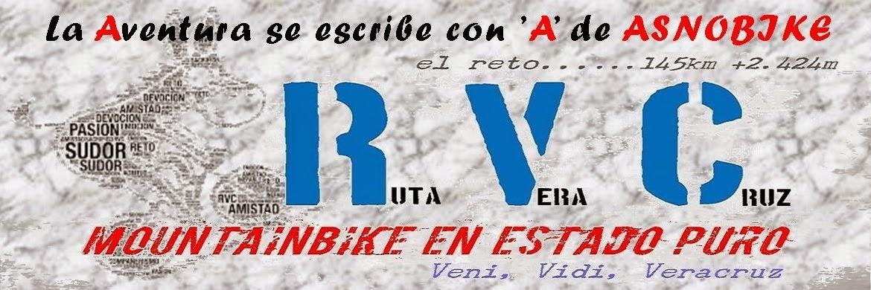 Ruta de la VeraCruz by ASNOBIKE