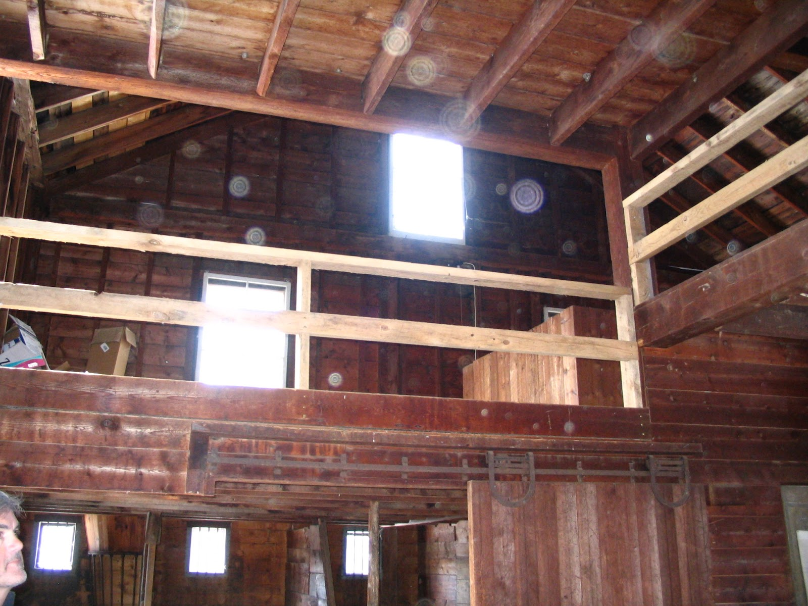Curtis pdf plans free pole barn plans with loft for Free barn plans with loft