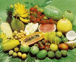 Buah - buahan tempatan