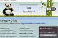 TinyPng: servicio online para reducir imágenes en formato png