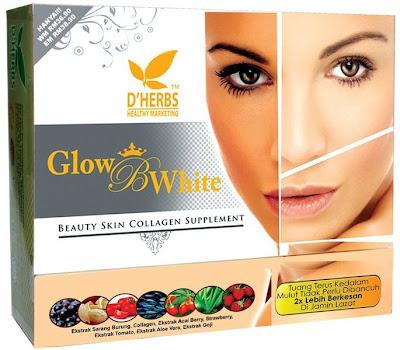 Glow B White