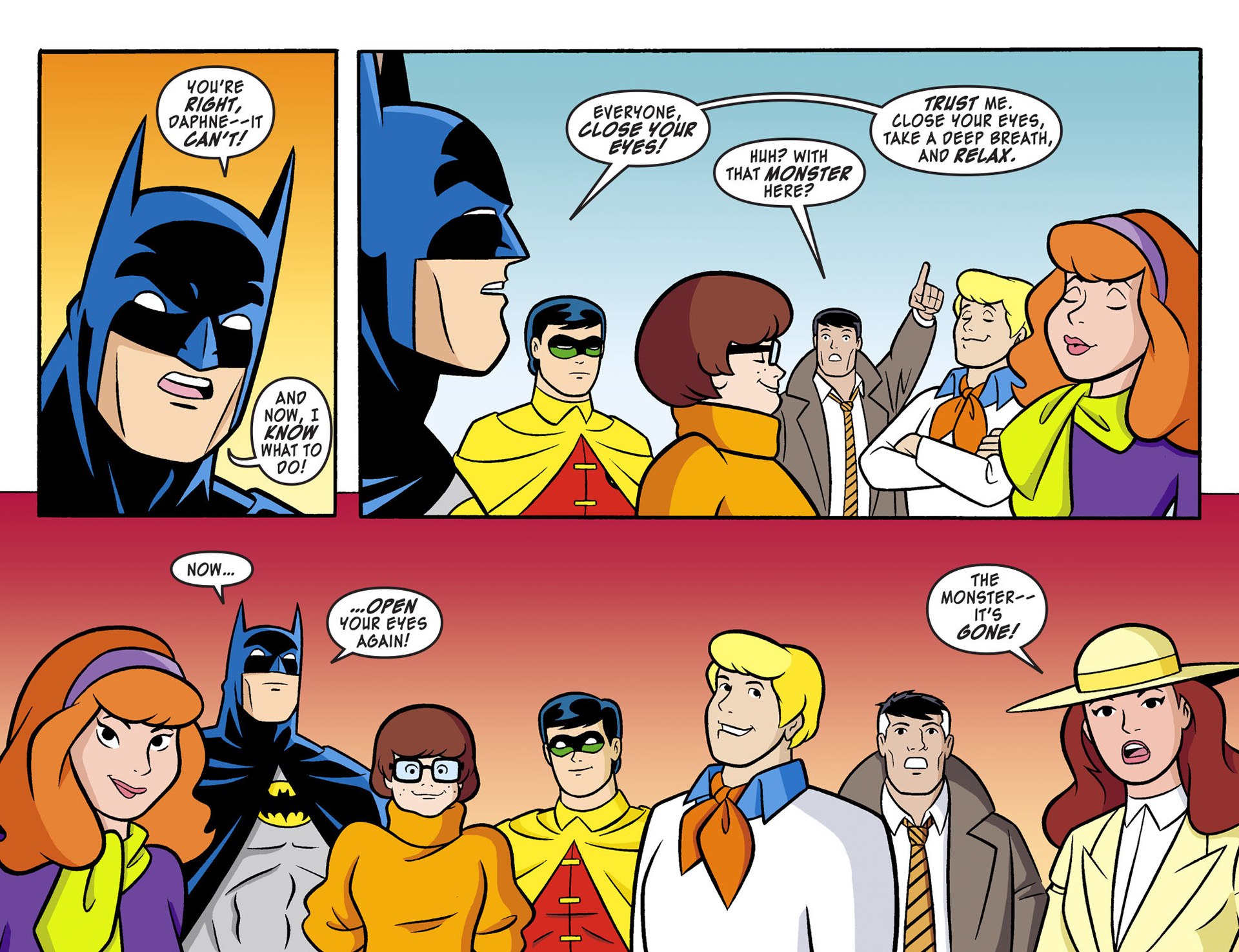 Read online Scooby-Doo! Team-Up comic -  Issue #4 - 9