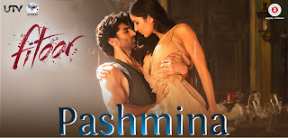 Pashmina Song Lyrics from Fitoor