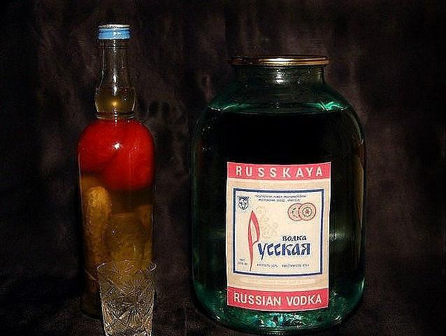 Бутылки тоже разные бывают