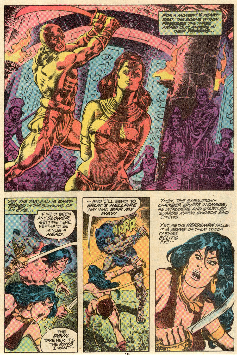 Conan the Barbarian (1970) Issue #88 #100 - English 12