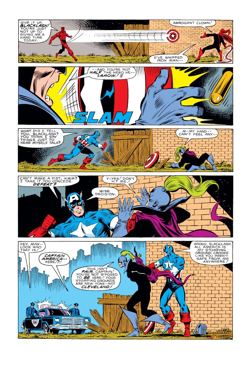 Captain America (1968) Issue #319 #247 - English 3