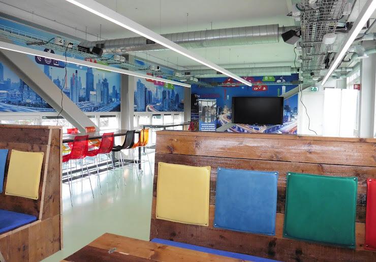 ICT - Domotica-lab van Stenden Hogeschool in Emmen