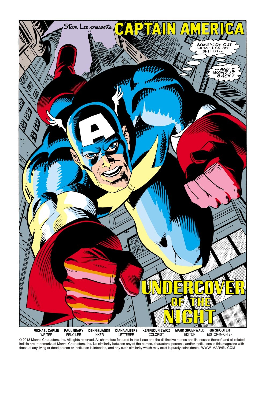 Captain America (1968) Issue #304 #232 - English 2