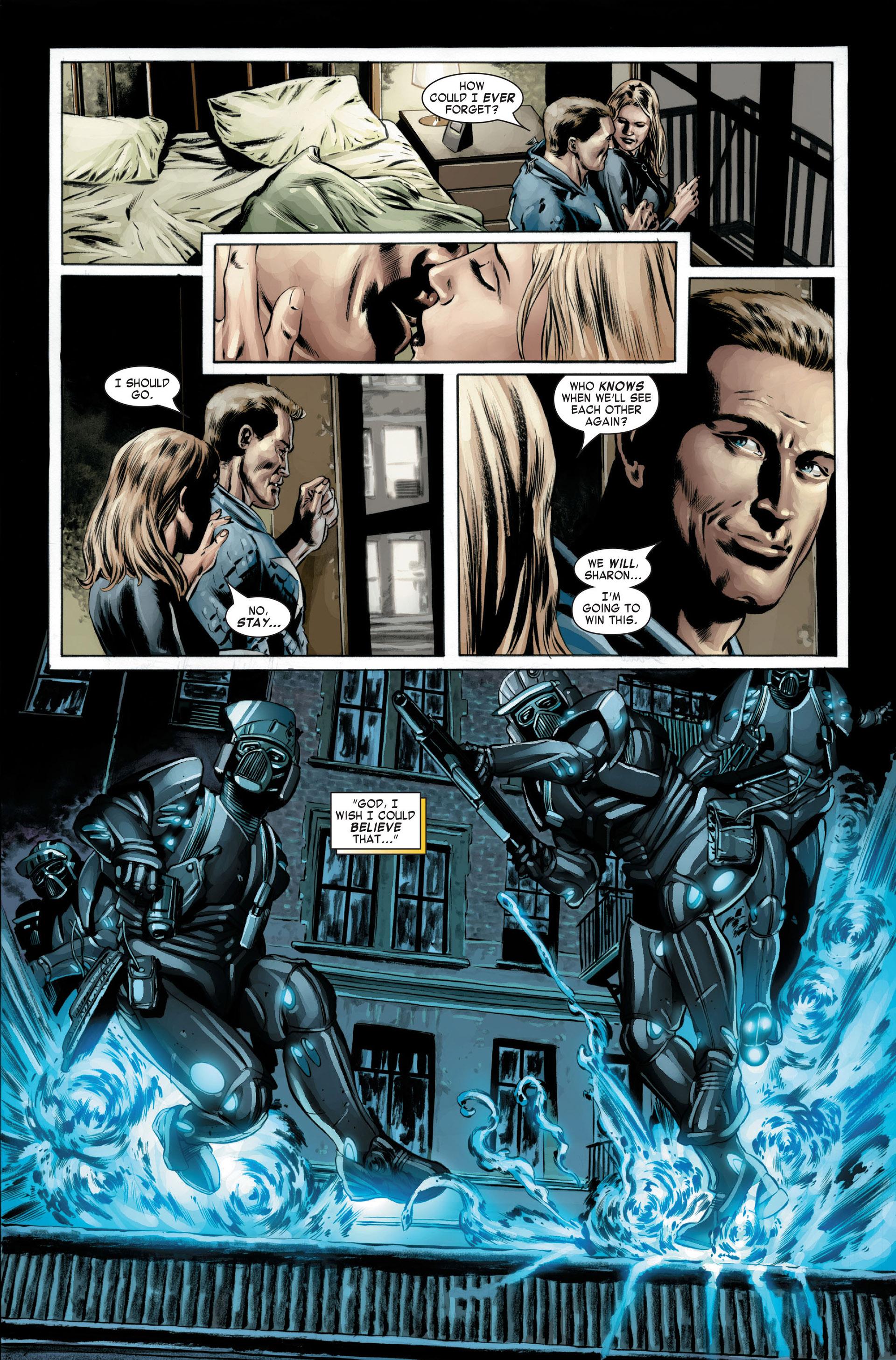 Captain America (2005) Issue #22 #22 - English 18