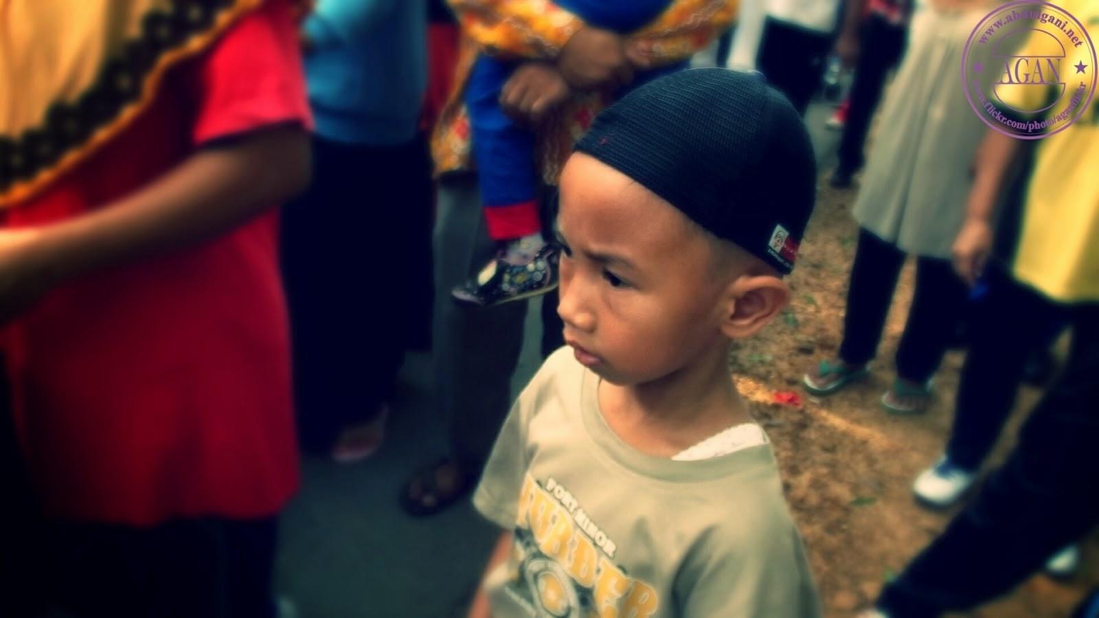 Anak Ari Amnan, Banjarsari, Angsana, Tanah Bumbu, Kalimantan Selatan, Indonesia