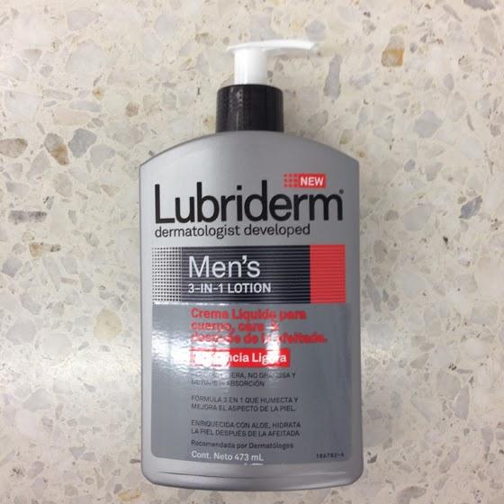 Lubriderm for men