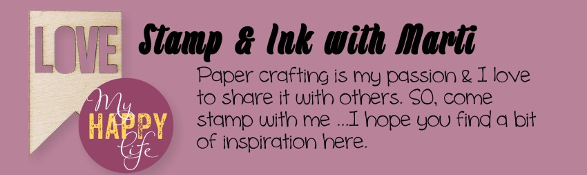 Stamp and Ink with Marti
