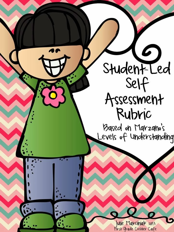 http://www.teacherspayteachers.com/Product/Student-Led-Self-Assessment-Marzano-Levels-of-Understanding-1000947