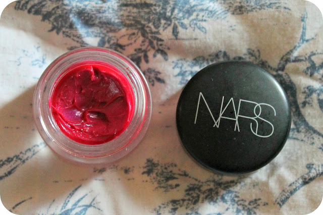Nars Lip Laquer in Hot Wired