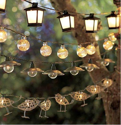 Dolce hogar ilumina con guirnaldas - Luces navidad exterior ...