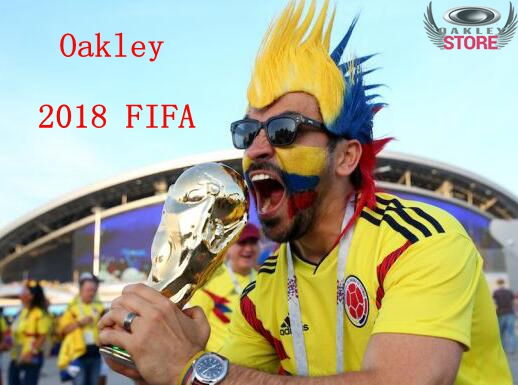 Oakley 2018 World Cup