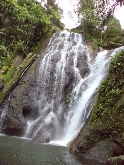Image result for Air Terjun Limbong Kamandang
