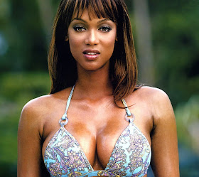 "Celebrity Nude Century: Tyra Banks (""America's Next Top ..."