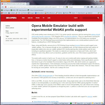 Screen shot of http://dev.opera.com/articles/view/opera-mobile-emulator-experimental-webkit-prefix-support/.