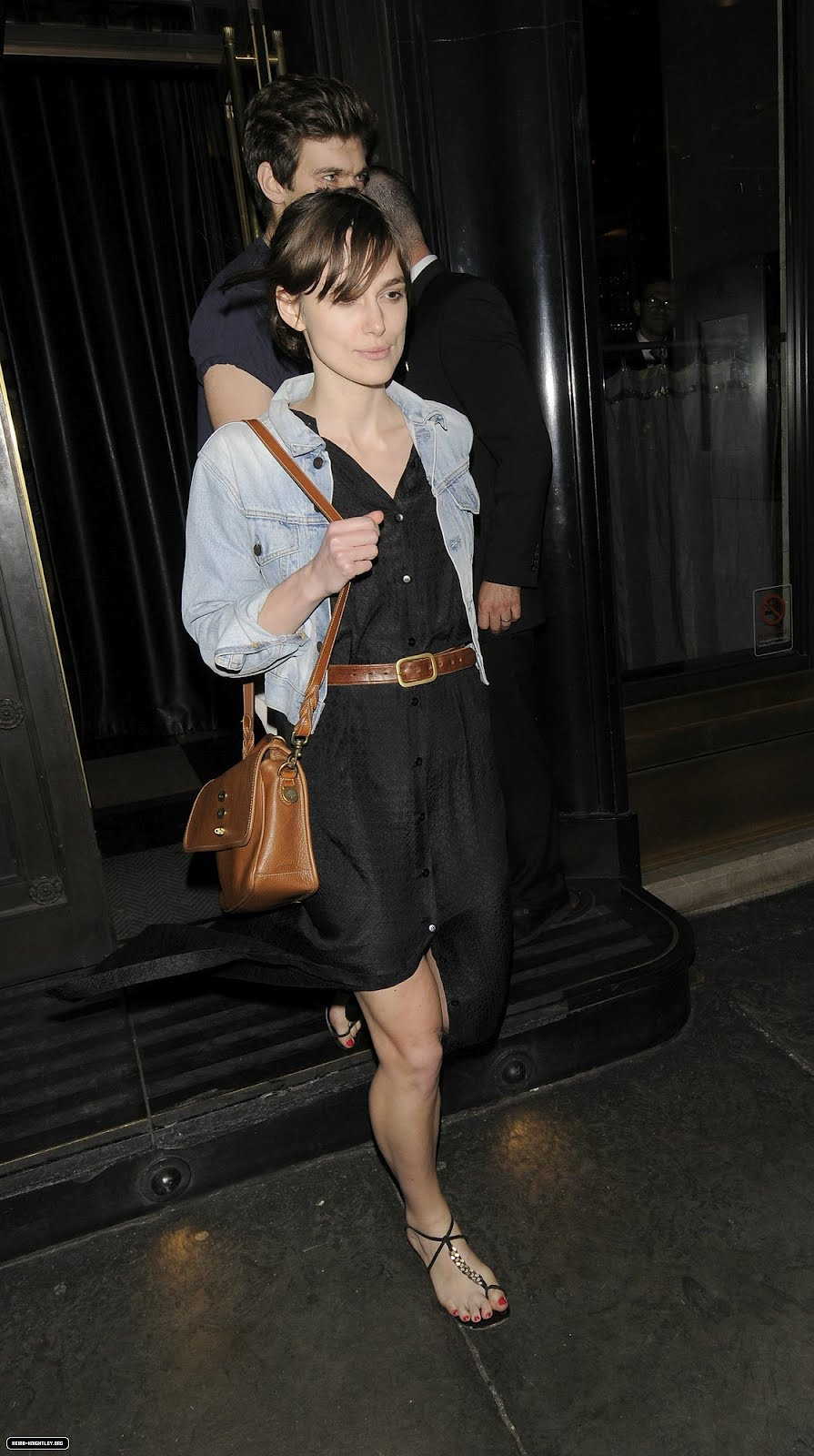 Keira Knightley's Street Style