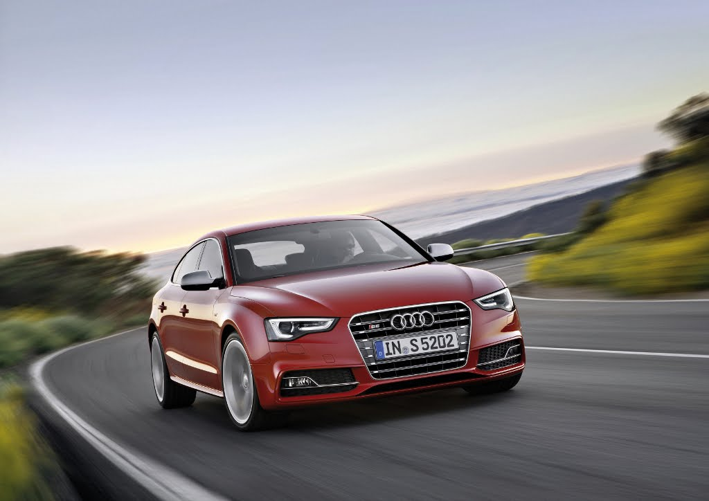 2013 audi a5 s5 officially revealed. Black Bedroom Furniture Sets. Home Design Ideas