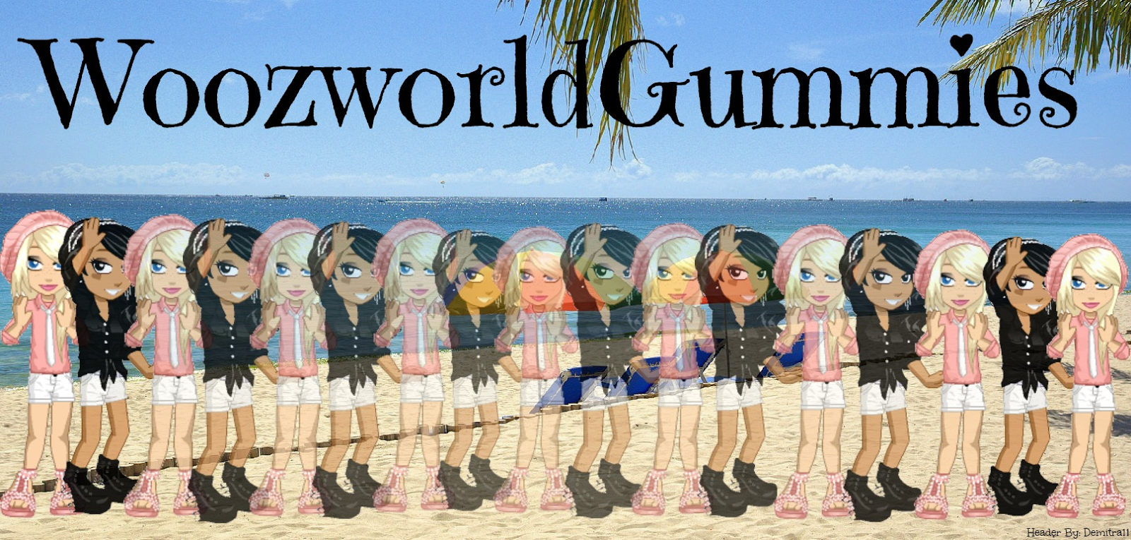 Woozworld Gummies