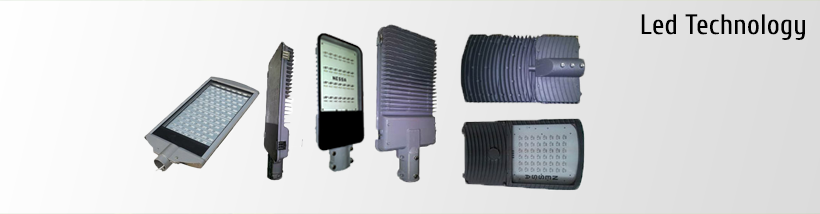 solar led street lights and led bay lights manufacturers in india
