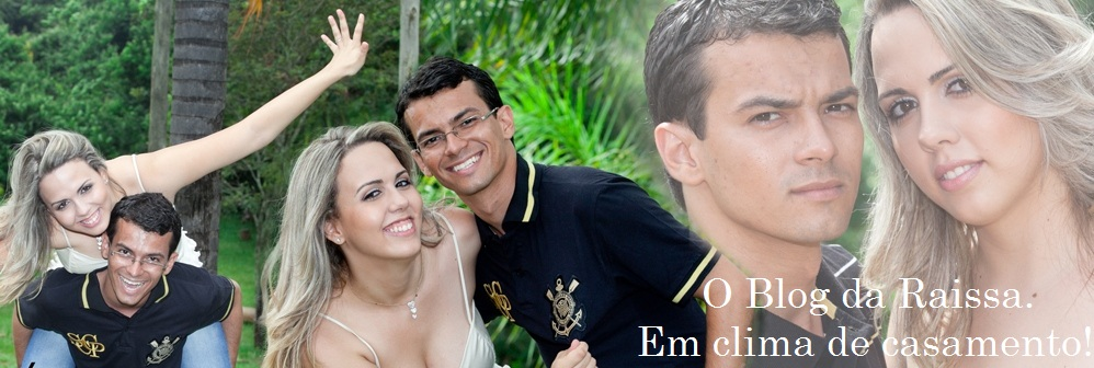 O BLOG DA RAISSA