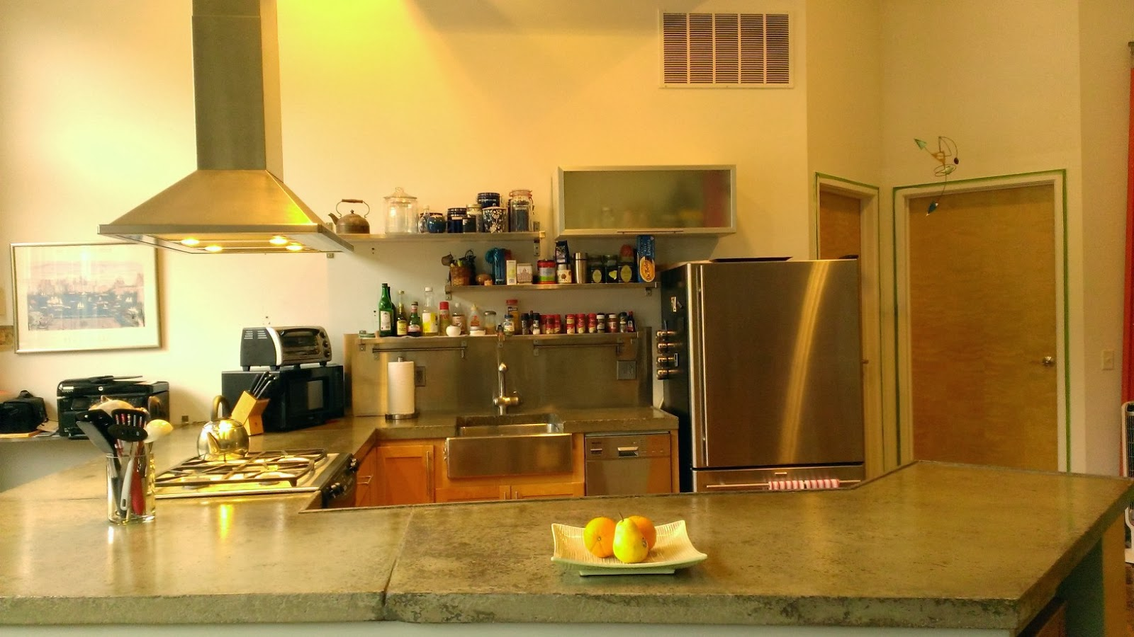 Upscale Kitchen Appliances Welcome To Artist Live Work Condo At Eclipse Mill