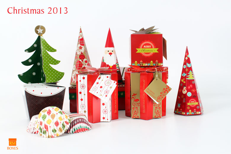 Rm boxes news novel christmas box shapes for