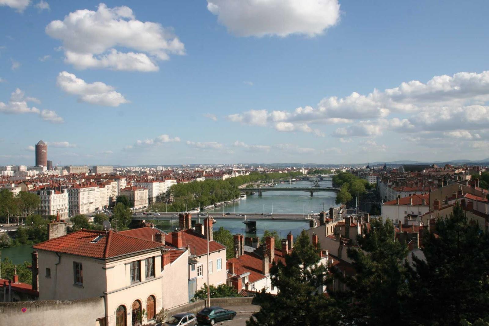 rue Godart vue panoramique - visite guidée de Lyon - Nicolas Bruno Jacquet