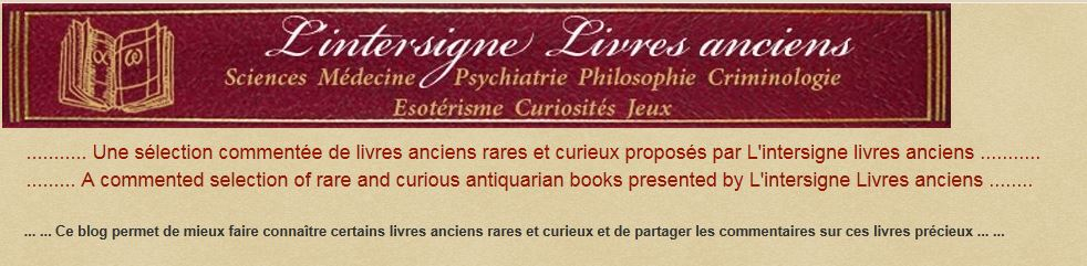 Le blog de la librairie d'Alain Marchiset