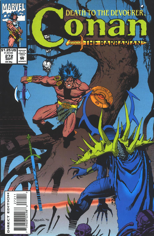 Conan the Barbarian (1970) Issue #272 #284 - English 1