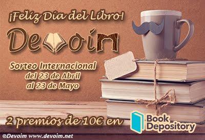 Sorteo Día del libro