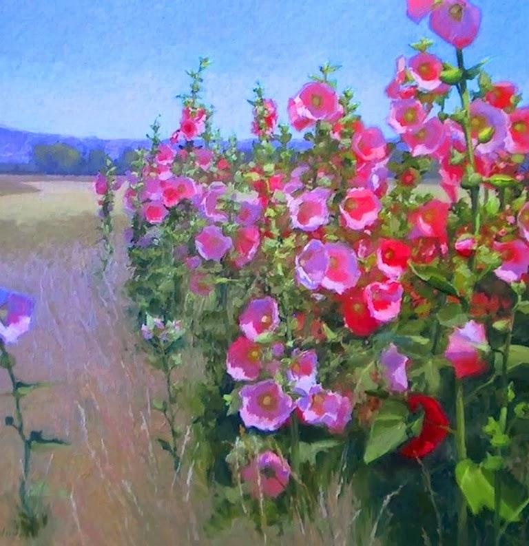Galeria De Pintura Al Oleo: Pinturas Cuadros Lienzos: Galería Cuadros Con Flores