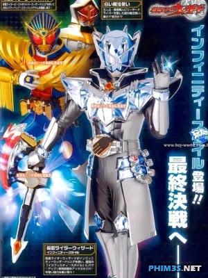 Phim Kamen Rider Wizard