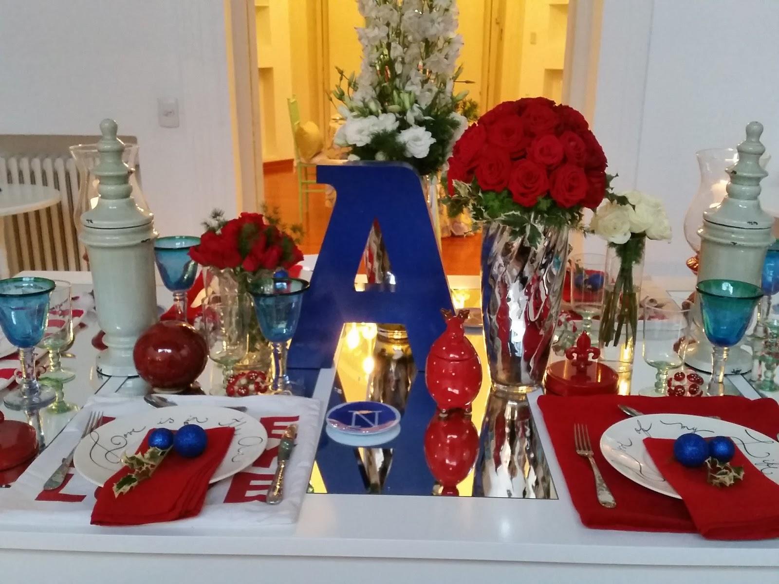 mesa navideña ramiro arzuaga