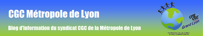 CFE-CGC Métropole de Lyon