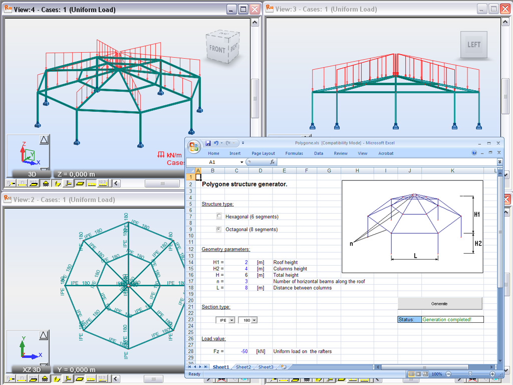 Autodesk Robot Structural Analysis Free Download: building structural design software free download