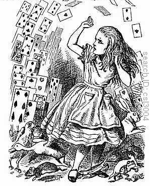 alice in wonderland archetypes Archetype & identity  archetypes can be recognized in image and emotion they re-appear across time and  alice's adventures in wonderland by lewis caroll.